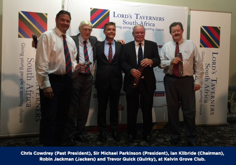 Lord Taverners Pic